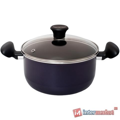 Кастрюля Tefal Tendance Black Current (22 см)