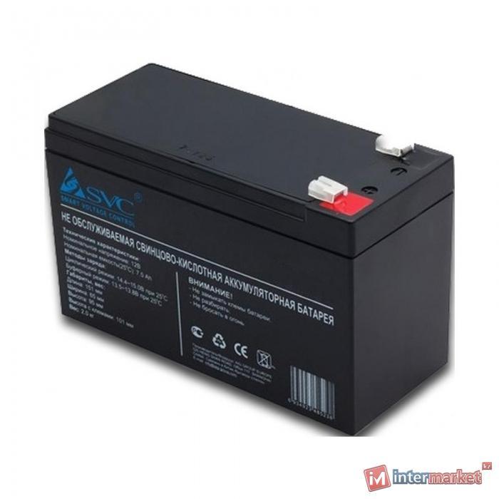 Батарея для ИБП SVC 12V 12Ah