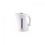 Чайник Saturn ST-EK0002 бело-фиолетовый