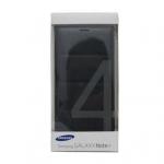 Чехол Samsung Flip Wallet(Padding) для Note 4 EF-WN910BCEGRU (Charcoal)