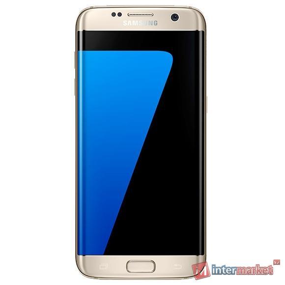 Смартфон Samsung Galaxy S7 Edge 32Gb, Gold