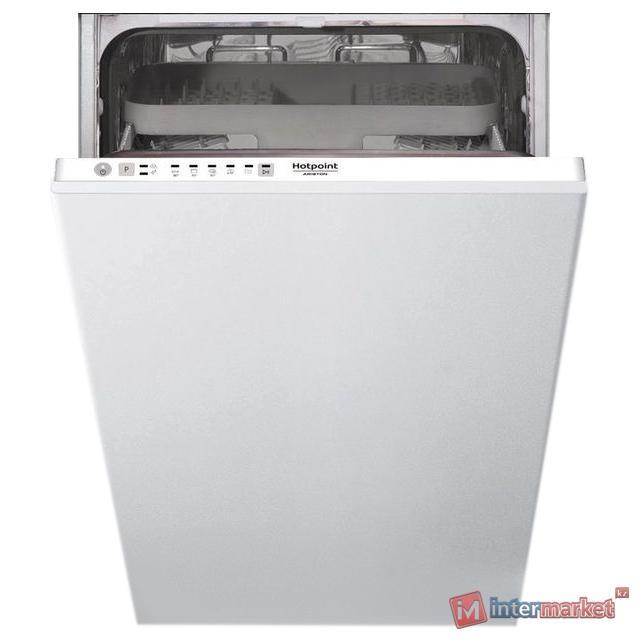 Встраиваемая посудомоечная машина Hotpoint-Ariston-BI HSIE 2B0 C