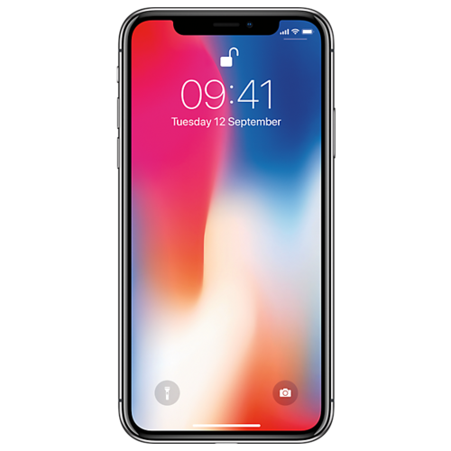 Смартфон Apple iPhone X 256GB, Space Gray