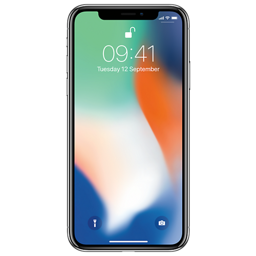 Смартфон Apple iPhone X 64GB, Silver