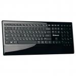 Клавиатура Defender Oscar 600 Black USB