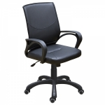 Кресло Zeta МИ-6Х, черный