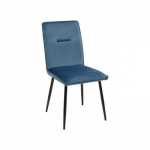 MC XS-2659-F (Vincent) стул пудровый синий