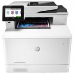 МФУ HP W1A78A Color LaserJet Pro MFP M479fnw Prntr. A4, печать 600x600 т/д, сканер 1200x1200 т/д, копир 600x600 т/д, USB