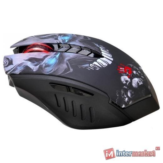 Мышь A4Tech Bloody R8 (Black, USB)