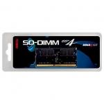Оперативная память для ноутбука 4Gb DDR4 2666MHz GEIL PC4-21330 SO-DIMM 19-19-19-43 GS44GB2666C19SC Retail Pack