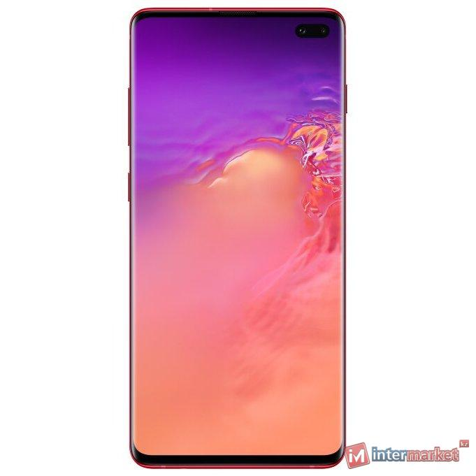 Смартфон Samsung Galaxy S10+ 8/128GB Red