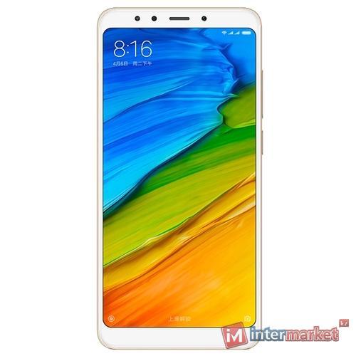 Смартфон Xiaomi Redmi 5 32GB EU gold