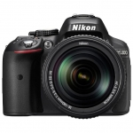 Цифровой фотоаппарат Nikon D5300, Nikkor 18-140VR Kit