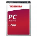 "Жесткий диск для ноутбука 2Tb TOSHIBA SATA 6Gb 2,5"" 5400rpm 128Mb Толщина 7мм HDWL120UZSVA"